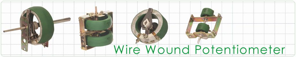 stead resistors india wirewound resistors rheostats rh steadresistors com 10K Potentiometer Linear Potentiometer
